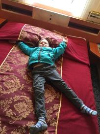 Niiii lai voodi!