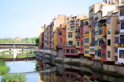 Värvilised majad