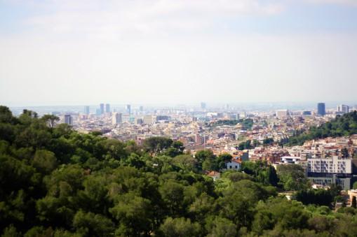 Vaade Barcelonale
