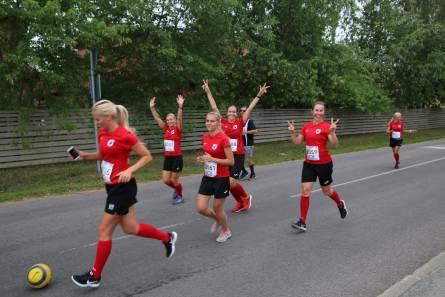 Jooksunauding :D